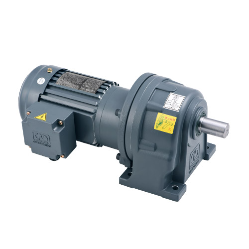 Horizontal High Speed Ratio Gear Reduction Motor
